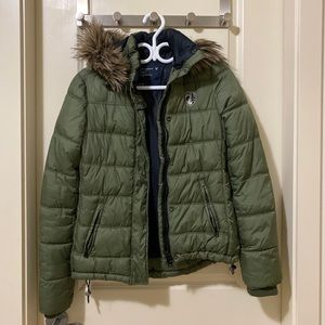 American eagle puffer excellent condition size s